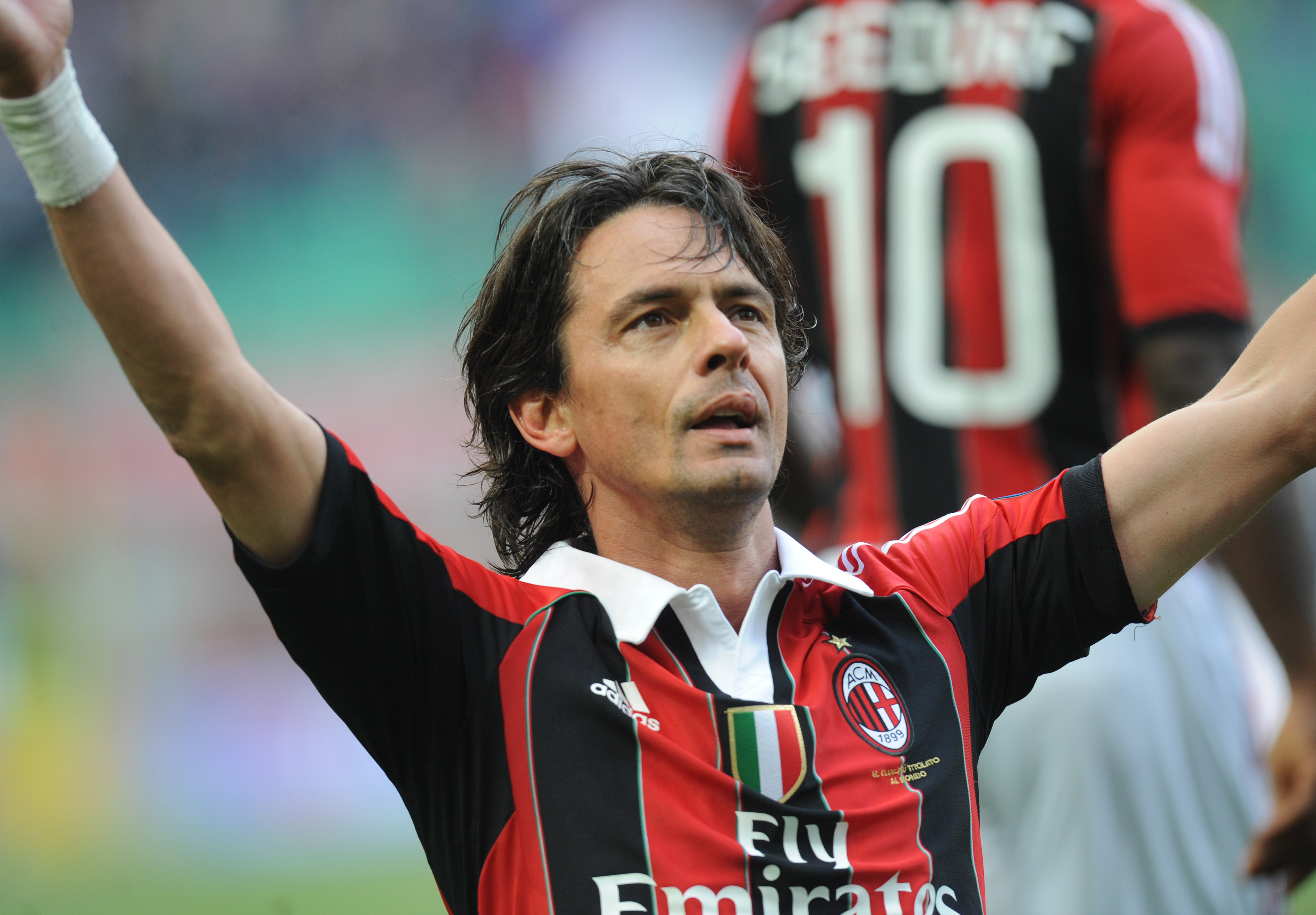 Milan Replaces Seedorf With Inzaghi As Coach