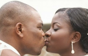 Comedian Edo Charles and Wife 1