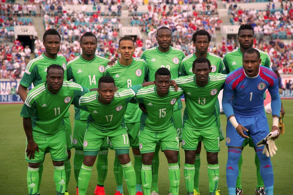BREAKING: FIFA Suspends Nigeria