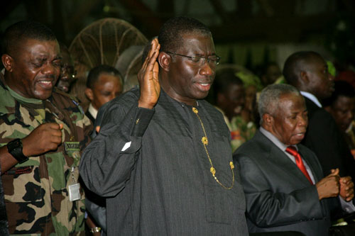 There Will Be War If Jonathan Is Assassinated—Group Warns