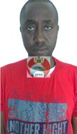 The alleged fraudster