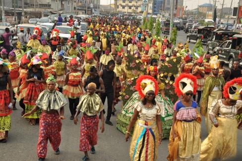 Over 500,000 Visitors For 2014 Port Harcourt Carnival