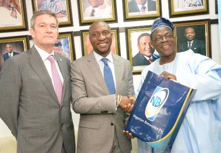 Nigerian Breweries Assures Investors, Visits NSE