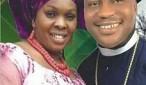 Prophet Aniekwu and his wife