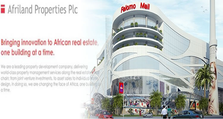 Afriland Properties Clarifies Falomo Shopping Centre Concession