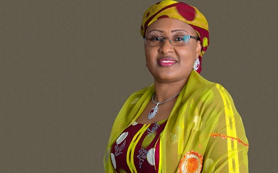 Buhari's 'Change' Anthem: The Place Of Women, Children And The President's Wife