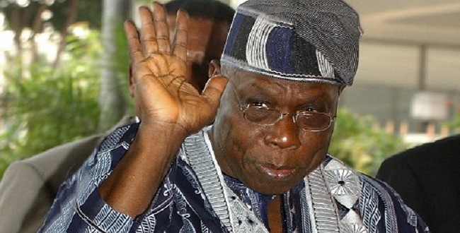 Obasanjo In Road Mishap, Flown Abroad