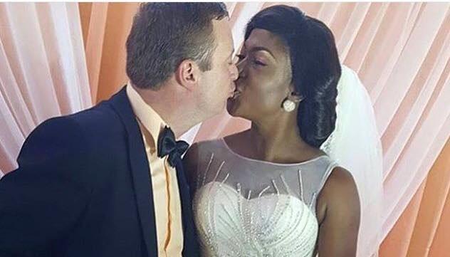 Susan Peters Marries Dutch Lover In Lagos