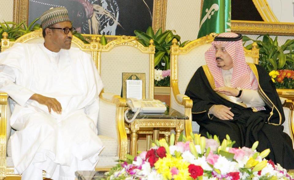 Buhari Arrives Saudi Arabia Ahead Of Talks