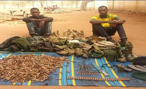 Soldiers Linked With Terrorists Nabbed In Yola