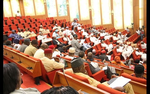 Senate Suspends Deliberations On 2016 Budget