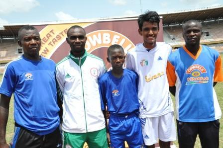 Cowbell Football Academy Beats Indian Teams (Photos)