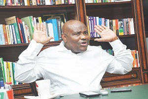 DSS Accuses Wike of Plotting to Fuel Violence