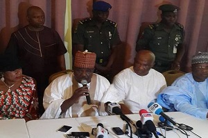BREAKING: PDP Suspends National Convention