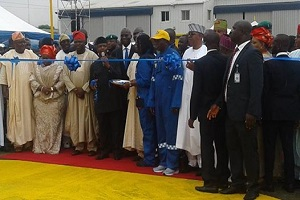 Osinbajo Commissions LESAMA Rescue Unit