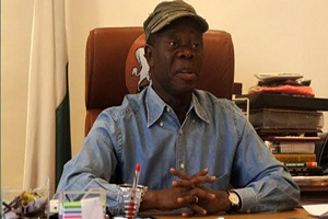 PDP Is Dead In Edo State—Oshiomhole