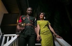Sonia Ibrahim, Soldier Lover Release Pre-Wedding Photos