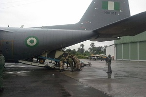 Troops Get More Fighter Jets To Crush Militants