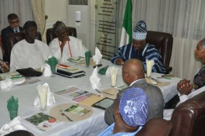 amosun meets private sector4