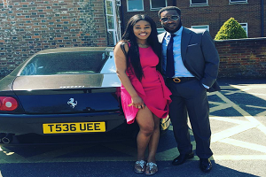 Okocha Flaunts Hot Teenage Daughter