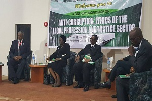Magu Woos Lawyers In Fight Against Looters