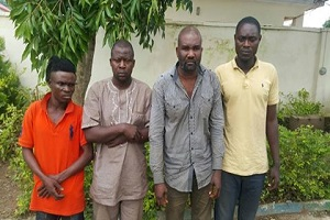 Police Arrest Killers Of Today Prints Boss