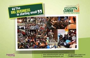 5th National Career Fair Targets Career Development