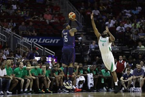 USA Whitewash Nigeria In Basketball Friendly