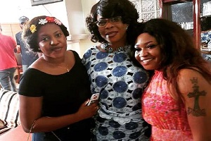 Mide Martin, Niyi Johnson Storm 'Boss Lady' Set