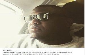 Nigerian Rapper Illbliss Quits Music