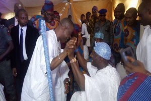 K1, SSP Join Ooni Of Ife Europe Tour