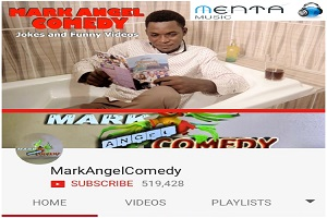 Menta Music Endorses Mark Angel Comedy on Reaching 100th Episode