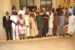 Amaechi Inaugurates NIMASA Board