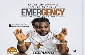 Fast-Rising Nigerian Artiste, Pardon C, In Emergency
