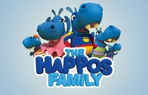 'The Happos Family' Lands on Boomerang