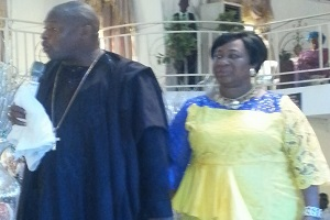 Bishop Tom Samson, Wife Mark 24 Years Of Marriage