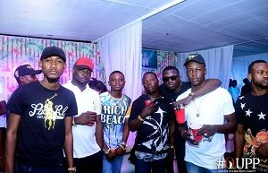 Quilox Ultra Pool Party Sails To Hawaii