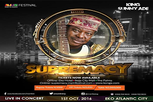 All Set For Supremacy Concert On October 1