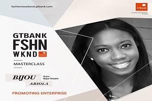 Top New York Fashion Buyer, Bijou Abiola, To Speak At GTBank Fashion Weekend