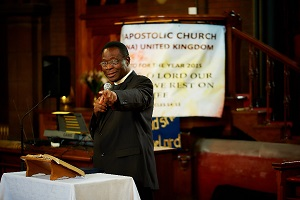 Crisis Rocks The Apostolic Church As Factions Battle For Power