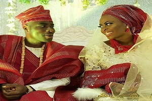 Yoruba Actor, Ibrahim Chatta, Marries Actress In Lagos (Photos)