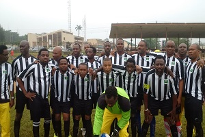 EL Marino Beats MM FC 1-0, Encourages Adults To Be More Active In Sports