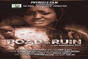 Ambode Leads Others To Grace 'Road To Ruin' Premiere
