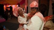 Deyemi Okanlawon, Wife Mark Wedding Anniversary