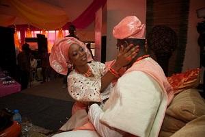 Deyemi Okanlawon, Wife Mark Wedding Anniversary