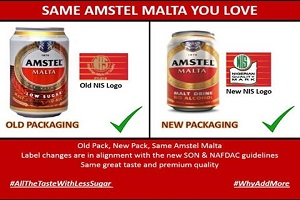 Security Agencies Hunt For Producers Of Concocted Amstel Malta Video