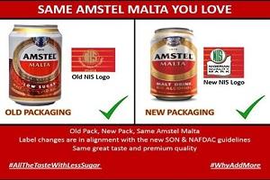 SON Debunks Claims About Fake Amstel Malta