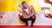 Menta Music Endorses Medikal For Clinching Award