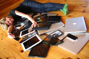 5 Negative Effects of Too Much Screen Time