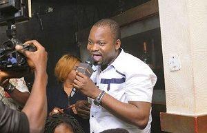 Yoruba Actor, Adekola Tijani, Attacks Lady With Bottle